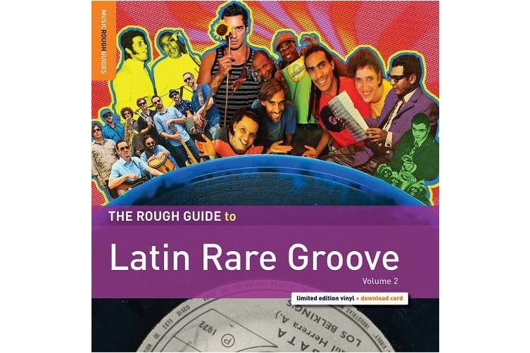 Rough Guide To Latin Rare Groove Vol. 2