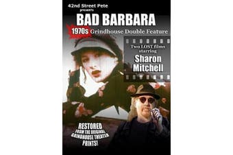 42nd Street Pete Presents: Bad Barbara Grindhouse Double Feature