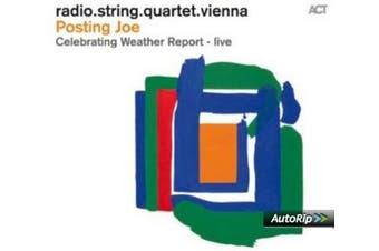 Posting Joe: Celebrating Weather Report - Live