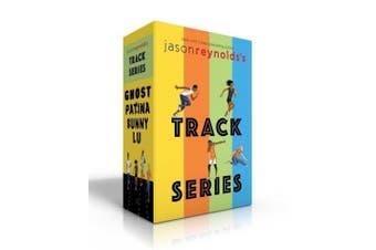 Jason Reynolds's Track Series: Ghost; Patina; Sunny; Lu (Track)