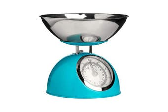 (Blue) - Premier Housewares Mechanical Kitchen - Blue