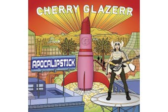 Apocalipstick (Pink Splatter Vinyl) (Limited Edition) (Indie Exclusive)