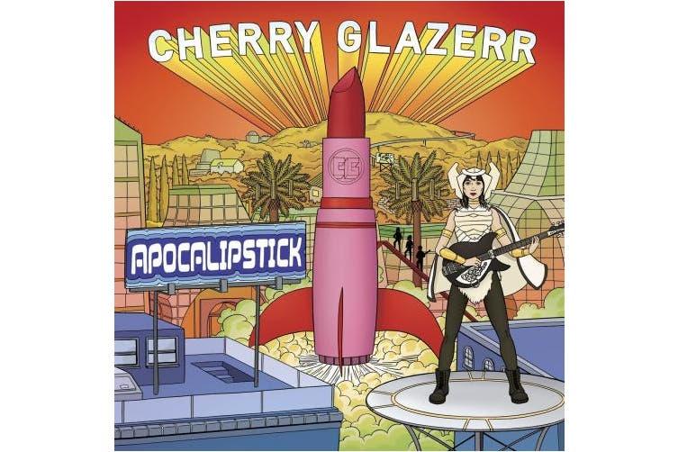 Apocalipstick (Pink Splatter Vinyl) (Limited Edition) (Indie Exclusive)