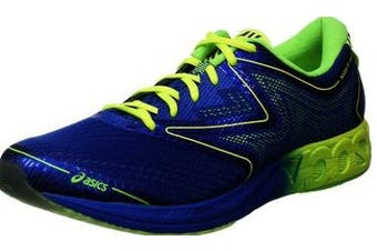 (8.5 UK, Multicolor (Imperial/safety Yellow/green Gecko)) - Asics Noosa FF Running Shoes