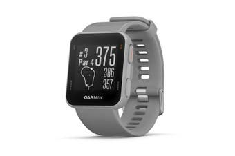 (powdergray) - Garmin Approach S10 - Lightweight GPS Golf Watch, Powder Grey, 010-02028-01