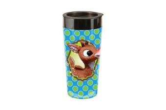 Rudolph 470ml Plastic Travel Mug 65151