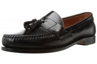 (9 UK, Black) - Allen Edmonds Men's Schreier Slip-on Loafer