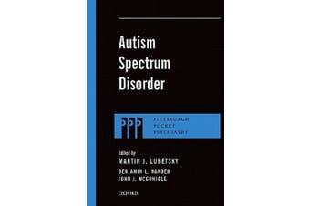 Autism Spectrum Disorder (Pittsburgh Pocket Psychiatry Series)