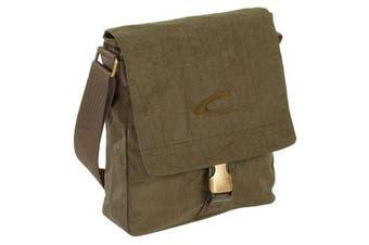 (One Size, Green) - camel active Journey Shoulder Bag 22 cm