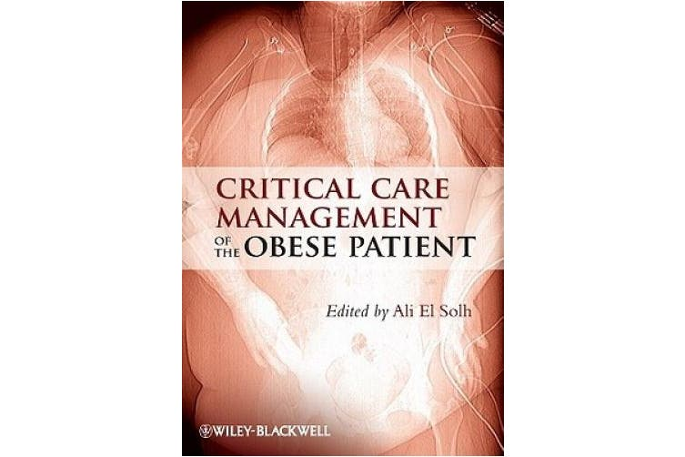 Critical Care Management of the Obese Patient