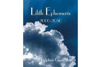 Lilith Ephemeris 2000-2050