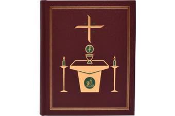 Roman Missal (Chapel Edition)