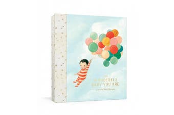 The Wonderful Baby You Are: A Record of Baby's First Year