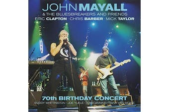 70th Birthday Concert Live In Liverpool