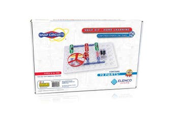 Snap Circuits Home School Education Electronics Discovery Kit