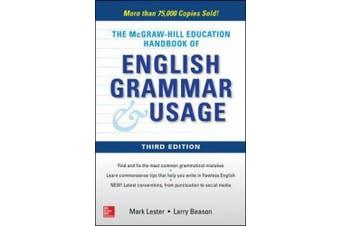 McGraw-Hill Education Handbook of English Grammar & Usage