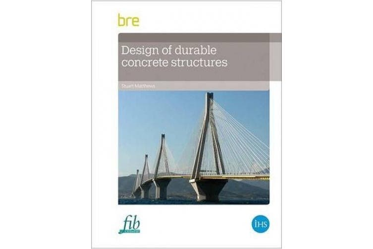 Design of Durable Concrete Structures