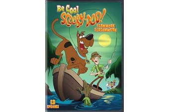 Be Cool, Scooby-Doo! Season One Part Two