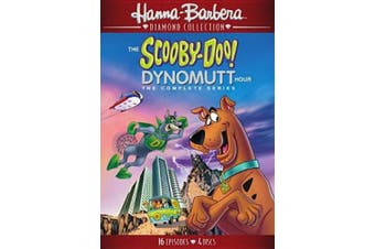 The Scooby-Doo/Dynomutt Hour,: The Complete Series