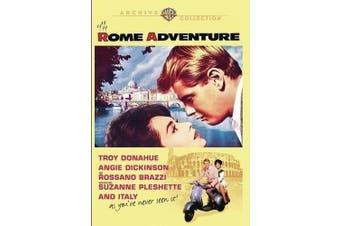 Rome Adventure 1962