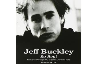 So Real: Live At East Orange 1992 Studio Cleveland 1995