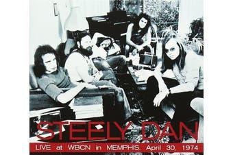 Live At WBCN In Memphis, April 30, 1974