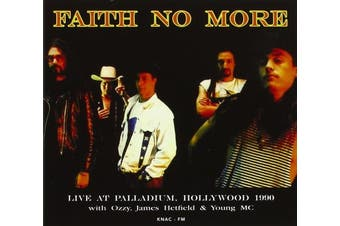 Live At Palladium, Hollywood 1990
