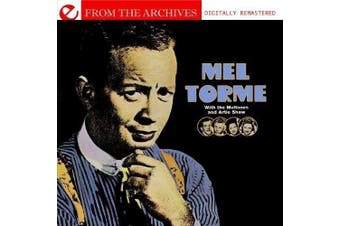 Mel Torme With The Meltones And Artie Shaw From The Archives Digitally Remastered