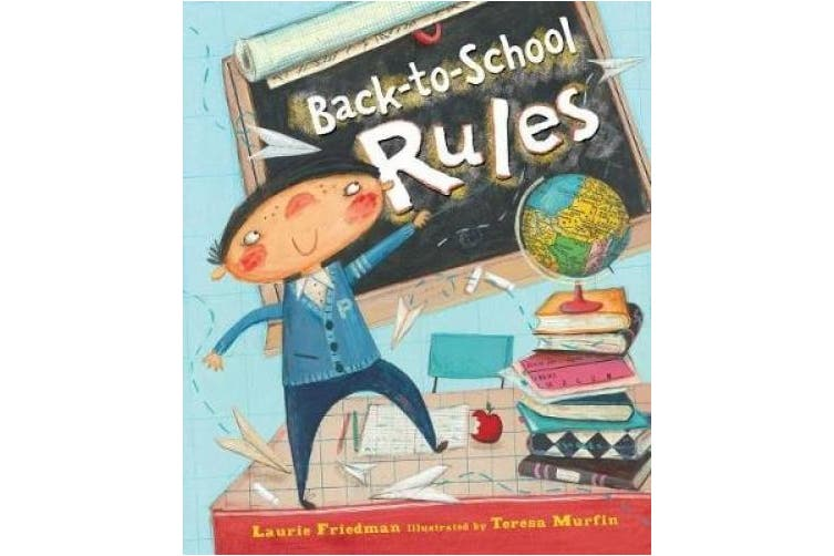 Back-To-School Rules Library Edition