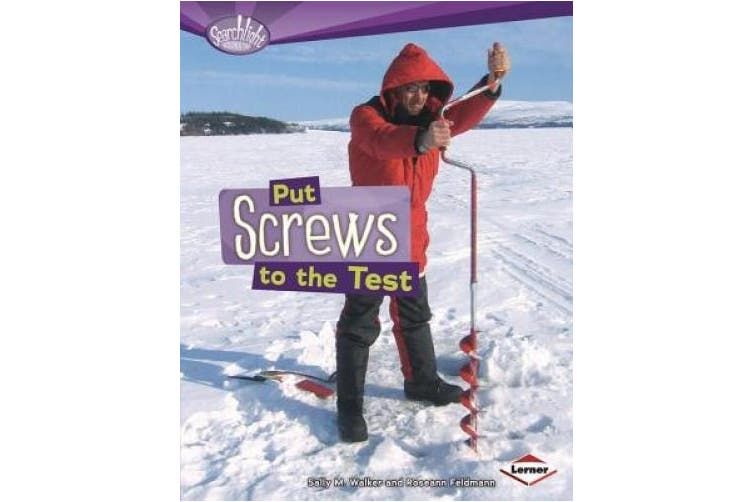Put Screws to the Test (Searchlight Machines: To The Test)