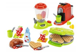 Ecoiffier 2624 Small Household Appliances Set by Ecoiffier