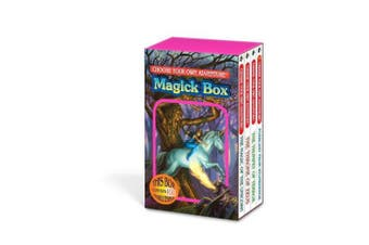 Magick Box (Choose Your Own Adventure)
