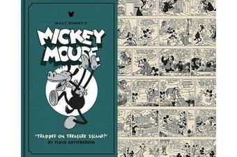 Walt Disney's Mickey Mouse: v. 2: Trapped on Treasure Island
