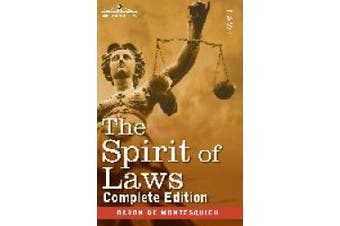 The Spirit of Laws
