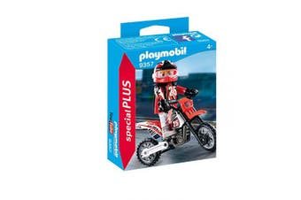 PLAYMOBIL® Special Plus 9357 Motocross Driver