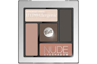 Bell HYPOAllergenic NUDE Eye Shadow Palette No. 03 Ophthalmologist Approved