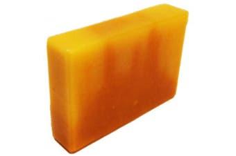 ATTIS Carotene & Sweet Orange Natural Handmade Soap (1pc) | Cocoa Butter | Shea Butter | Vegan
