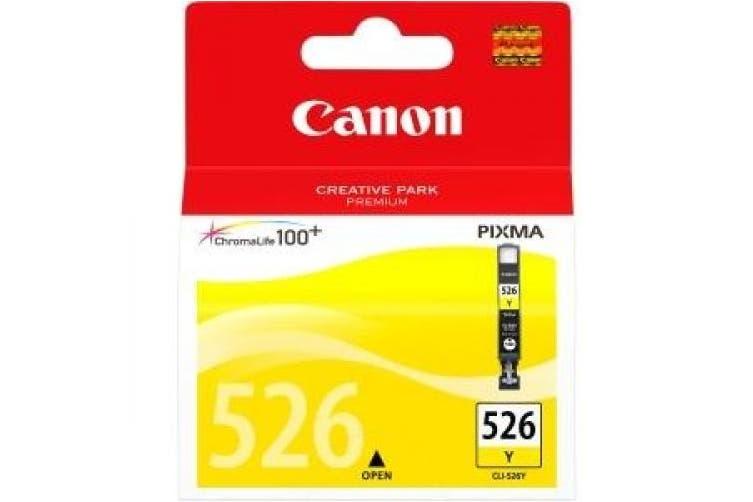 CANON Ink Cartridge CLI526Y Yellow