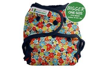 (Fancy Pants) - Bigger Best Bottom Cotton - Snap (Fancy Pants)