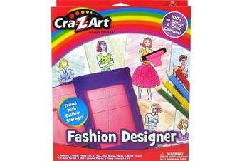 Cra-Z-Art Fashion Designer Set