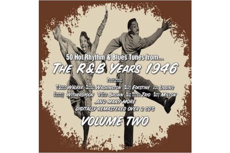 Vol. 2-R & B Years 1946