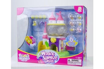 Squinkies Castle Playset
