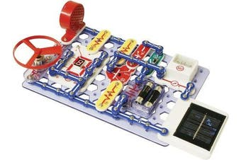 Snap Circuits Extreme SC-750 Electronics Discovery Kit, Standard Packing