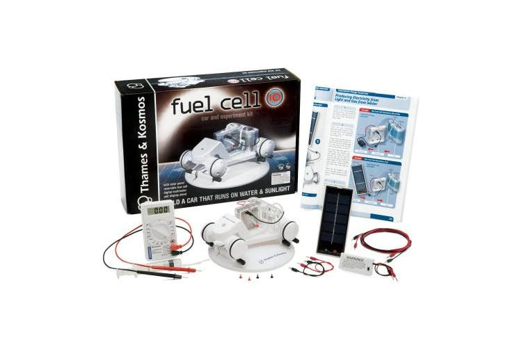 Fuel Cell 10 Car and Experiment Kit