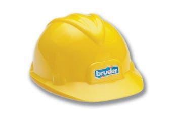 (10200 - Construction Hat) - Bruder Construction Toy Hard Hat
