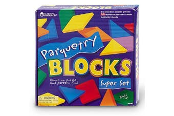 Parquetry Block Super Set