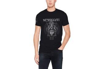 (Medium, Black) - CID Men's T-Shirt