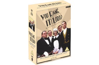 You Rang M'Lord: The Complete Series 1-4 (Box Set) [Region 2]