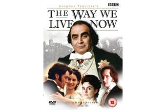 The Way We Live Now [Region 2]