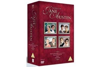 The Best of Jane Austen [Region 2]